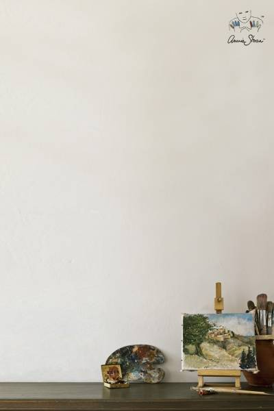 Wall Paint, Old White fra Annie Sloan