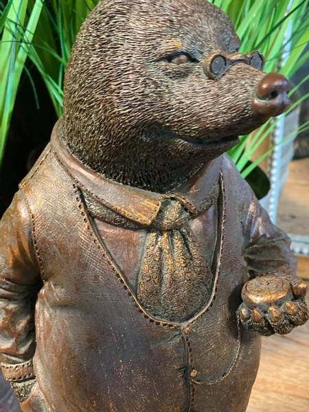 Muldvarp, Mole fra Det suser i sivet