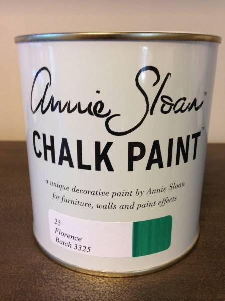 Prøveboks 120ml, Florence Chalk Paint(tm) dekorativ Paint by Ann